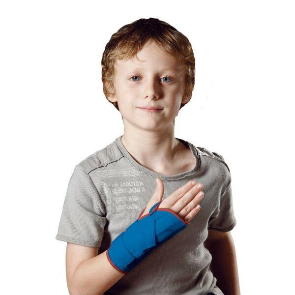 E-Life MWRP801 Παιδιατρικός Ελαστικός Νάρθηκας Καρπού Breathable