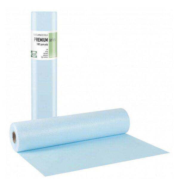 Premium Πλαστικό Ιατρικό Εξεταστικό Ρολό Σιελ 108.025.SB 60x50