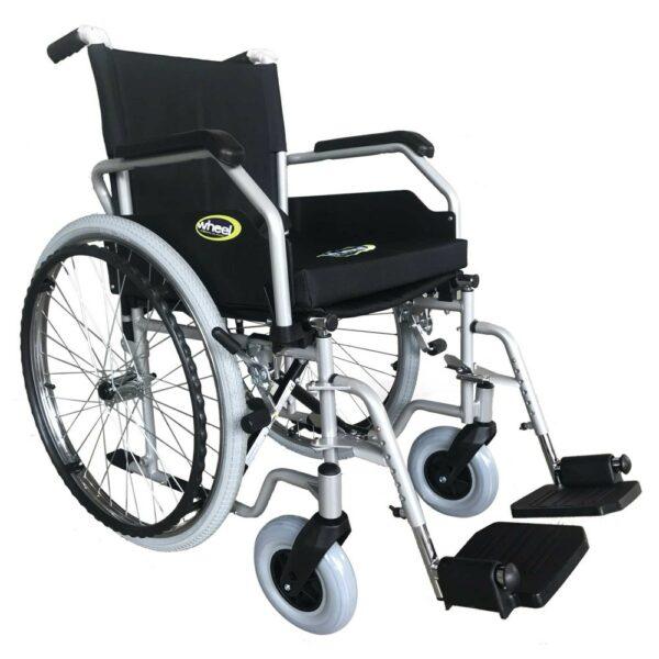 Wheel Economy Απλό Αναπηρικό Αμαξίδιο 24''