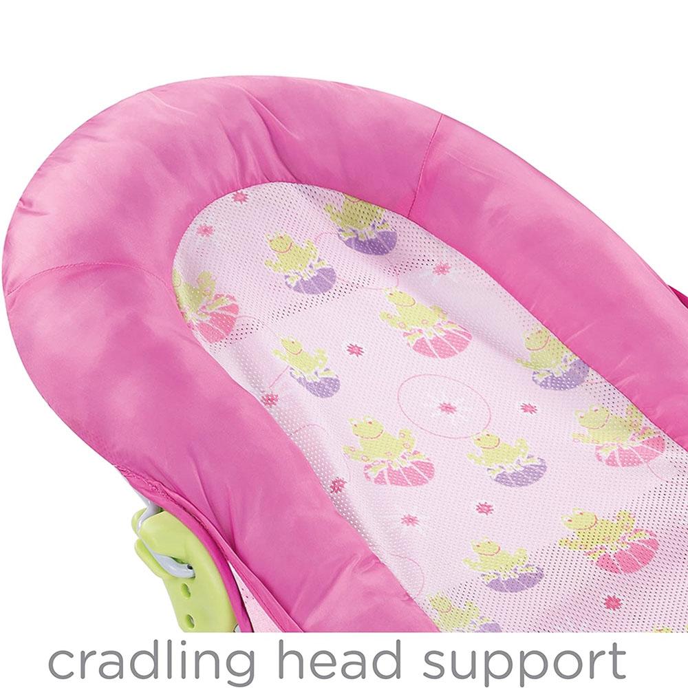 Summer Infant Baby Bather Hip Hop Frog
