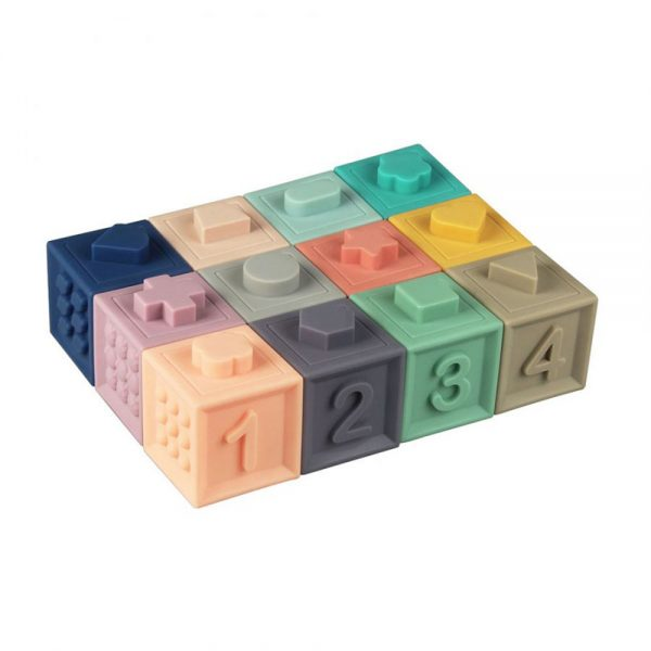 Baby To Love My First Learning Cubes