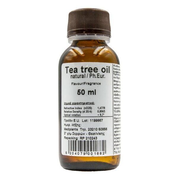 Mediplants Tea Tree Oil Natural / Ph.Eur. 50ml