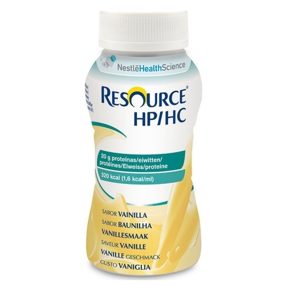 Nestle Resource Hp/Hc Βανίλια 200ml