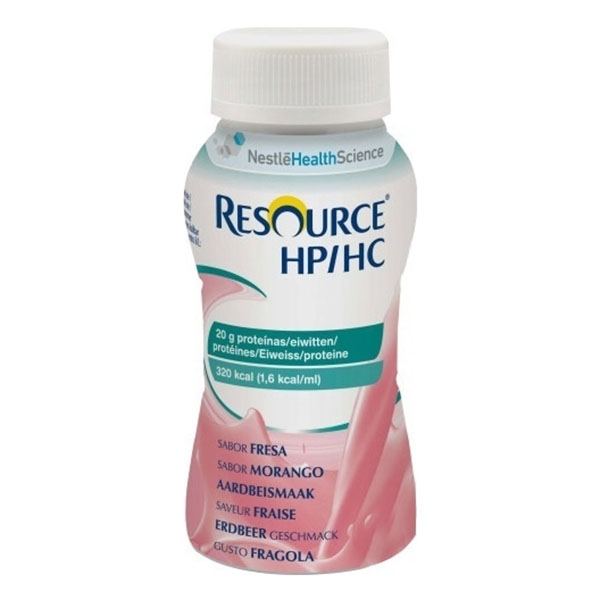 Nestle Resource Hp/Hc Φράουλα 200ml