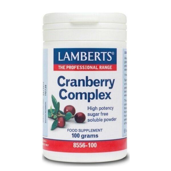Lamberts Cranberry Complex, Powder 100Gr