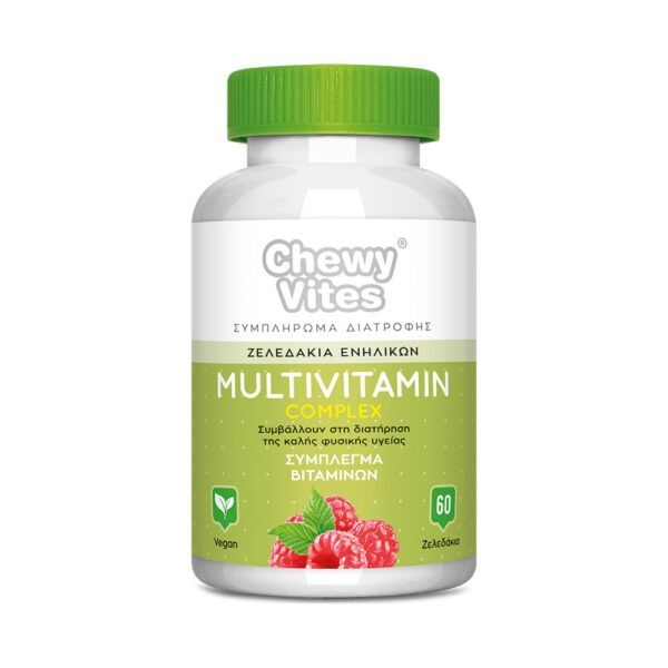 Chewy Vites Adults Multivitamin Complex (60Τεμ.)