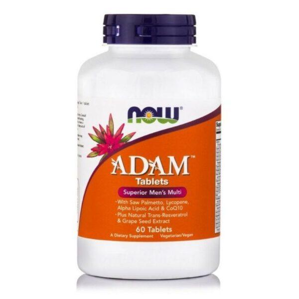 Now Foods Adam The Ultimate Men's Multi - (60 Tabs)