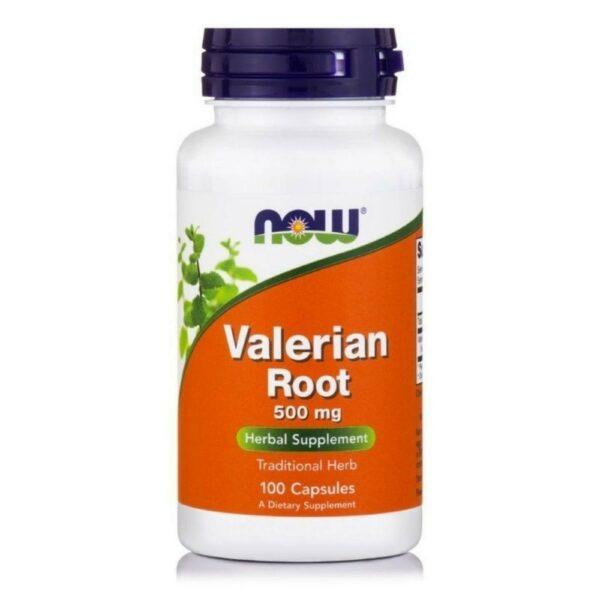 Now Foods Valerian Root 500 mg - (100 Caps)