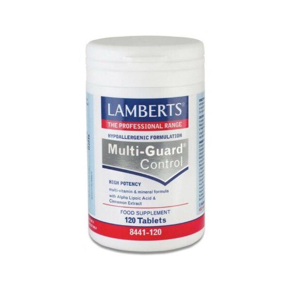 Lamberts Multi Guard Control (120 Tabs)