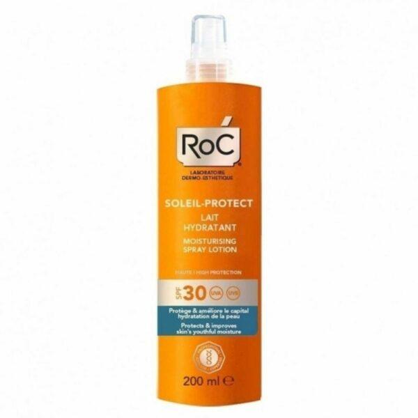 Roc' Spray Spf30 Αντηλιακό Γαλάκτωμα 200ml