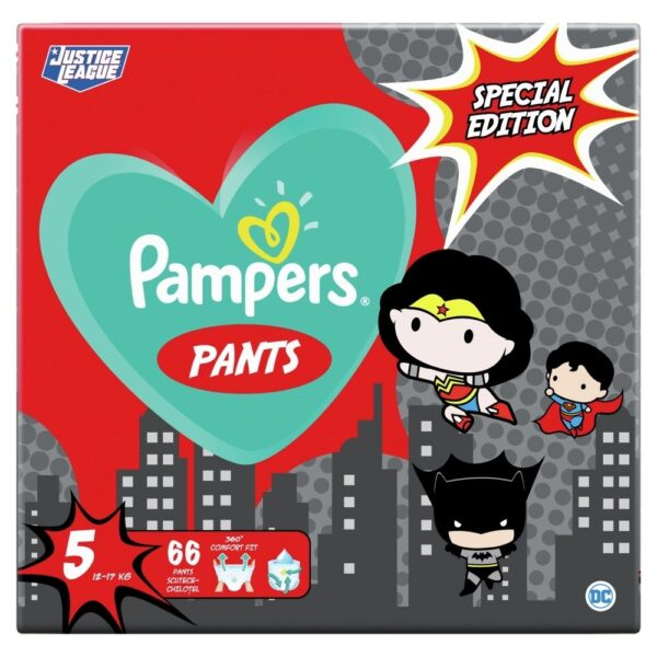 Pampers Pants Νο 5 Τεμ 66 Wb Limited Edition