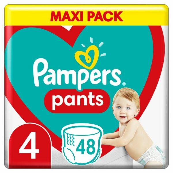 Pampers Pants Νο 4 Τεμ 48 Maxi