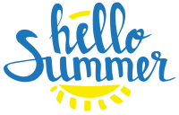 hello summer 200x100