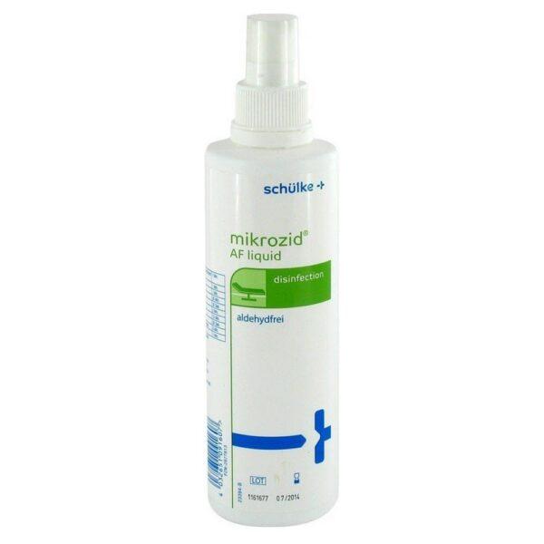 Schulke Mikrozid Liquid Απολυμαντικό Επιφανειών 250ml