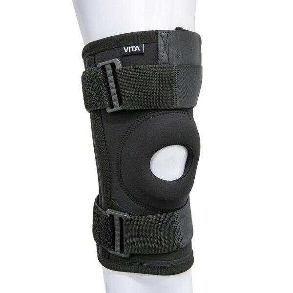 Vita 06-2-036 Επιγονατίδα Velcro Με Οπή - Μπανέλες