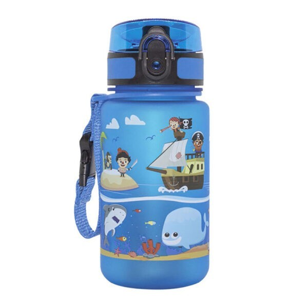 AlpineTec Παγούρι Kids 350Ml Blue Pirates