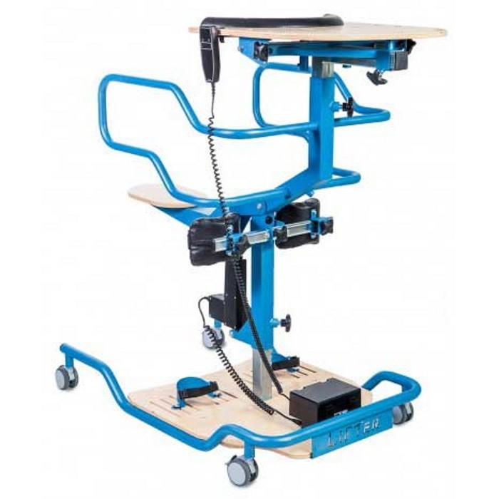 Wheel Lifter Ηλεκτρoκίνητος Ορθοστάτης
