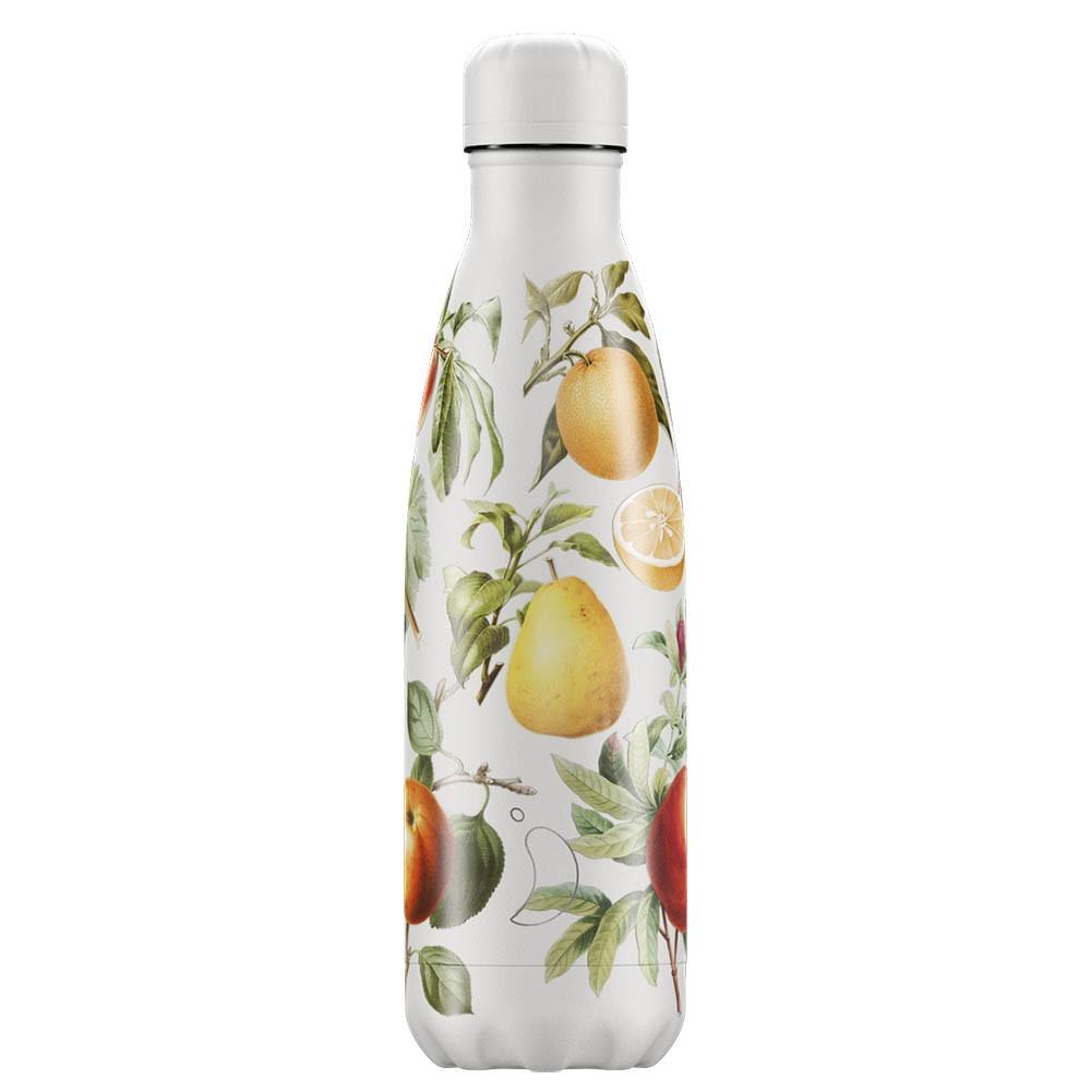 Chilly's Ανοξείδωτο Μπουκάλι Θερμός Botanical Fruit 500ml