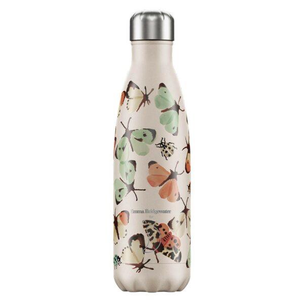Chilly's Ανοξείδωτο Μπουκάλι Θερμός Emma Bridgewater Butterflies 500ml