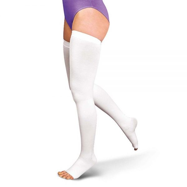 Vita 06-2-044 Κάλτσες Ριζομηρίου Anti-Embolism με Σιλικόνη 18-24mmHg