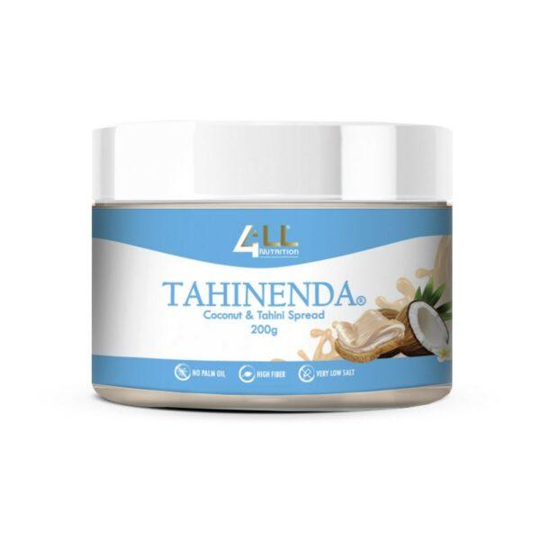 4ALL Nutrition Tahinenda Coconut & Tahini Spread 200Gr