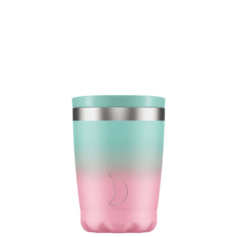 Chilly's Coffee Cup Gradient Pastel 0.34lt