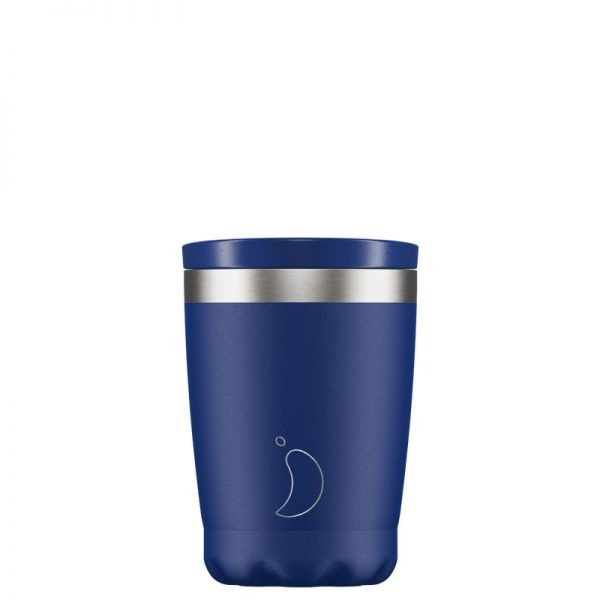 Chilly's Coffee Cup Matte Blue 0.34lt