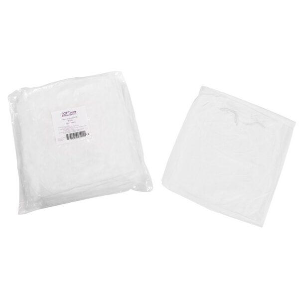 Softcare Εξεταστική Φούστα Non Woven Λευκή