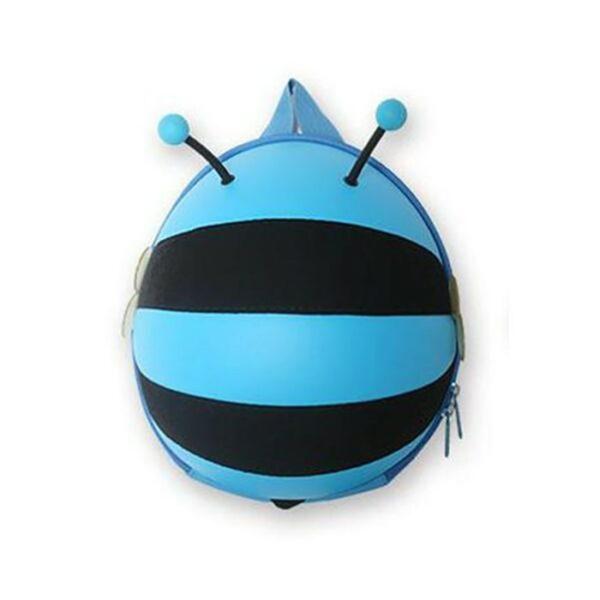 Supercute Μέλισσα Σχολική Τσάντα Πλάτης Νηπιαγωγείου Μπλε