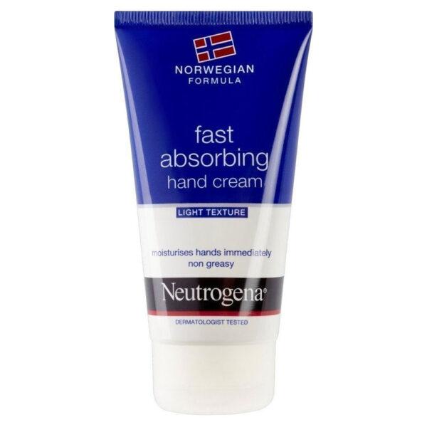 Neutrogena Fast Absorbing Hand Cream 75ml