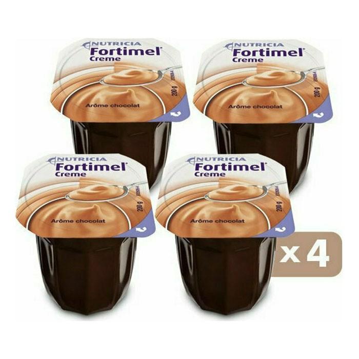 Nutricia Fortimel Creme Σοκολάτα 4x125gr