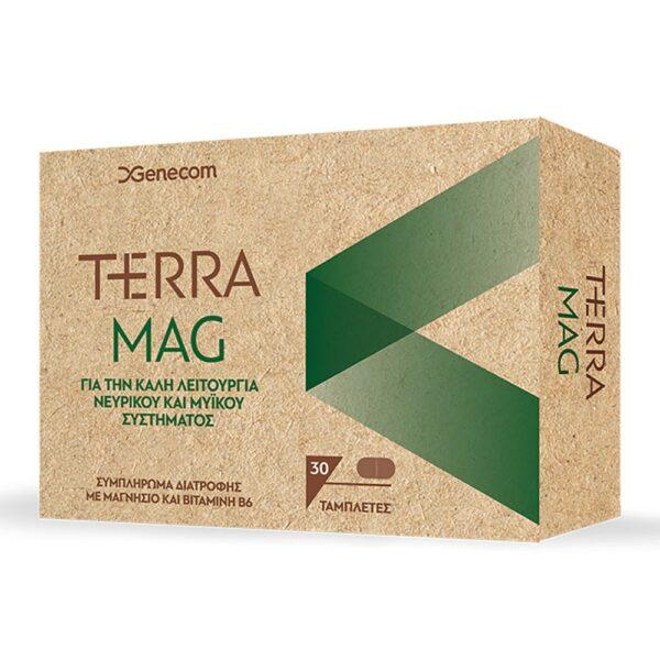Genecom Terra Mag 30Tabs