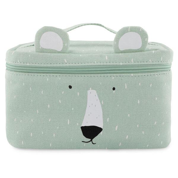 Trixie Mr Polar Bear Τσαντάκι Φαγητού Χειρός 20x14x14cm