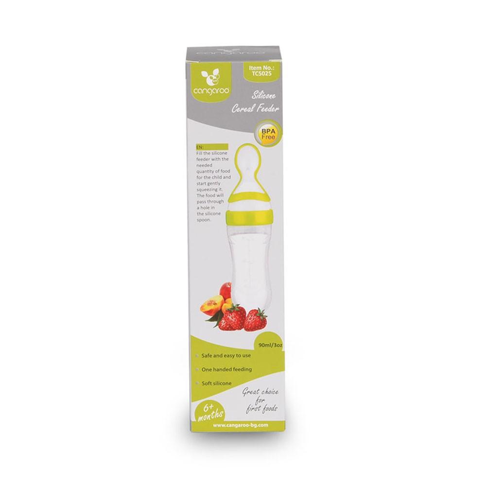 Cangaroo Silicone Squeeze Feeder - TC5025-3
