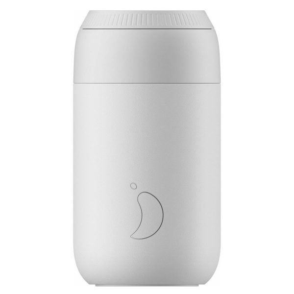 Chilly's Series 2 Coffee Cup Arctic White 340ml