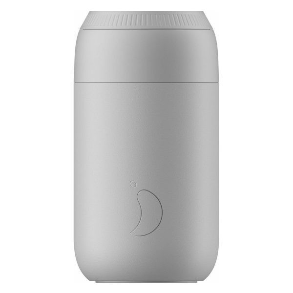 Chilly's Series 2 Coffee Cup Granite Grey 340ml